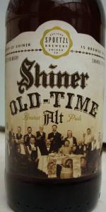 Shiner Old-Time Alt