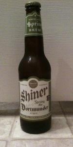 Shiner Dortmunder