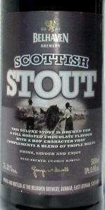 Belhaven Scottish Stout